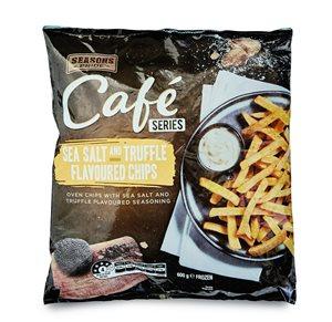 Seasons Pride Sea Salt and Truffle Chips