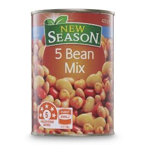 5 Bean Mix