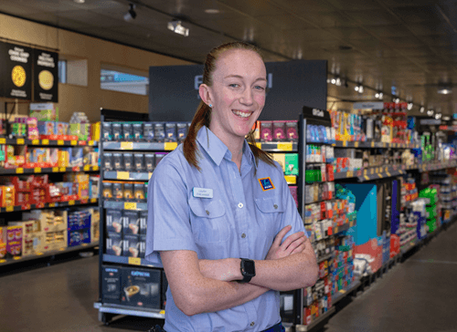 ALDI Store Manager at St Agnes