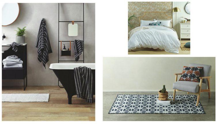 bathroom bed rug