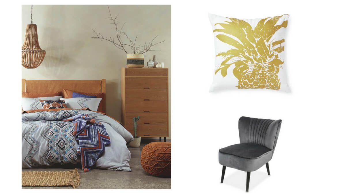 bed Cushion chair