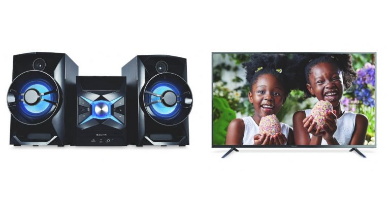 audio-visual speaker and tv Special Buys ALDI