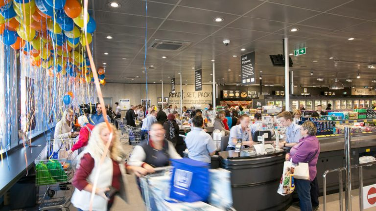 ALDI celebrates two years in Western Australia