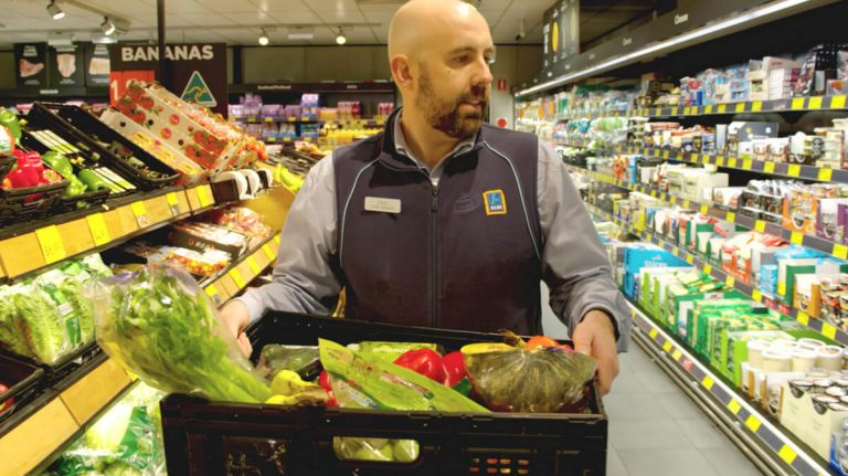 Banking on food rescue donations