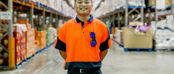 A day in the life of an ALDI Transport Operator