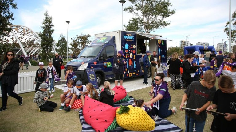 ALDI driving healthy eating with new food truck