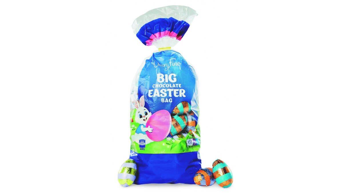 Dairy Fine Big Bag Chocolate Eggs