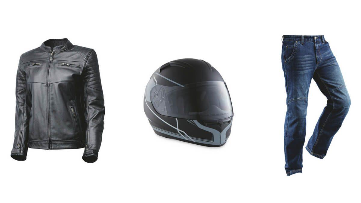 Bike Safety first jacket helmet