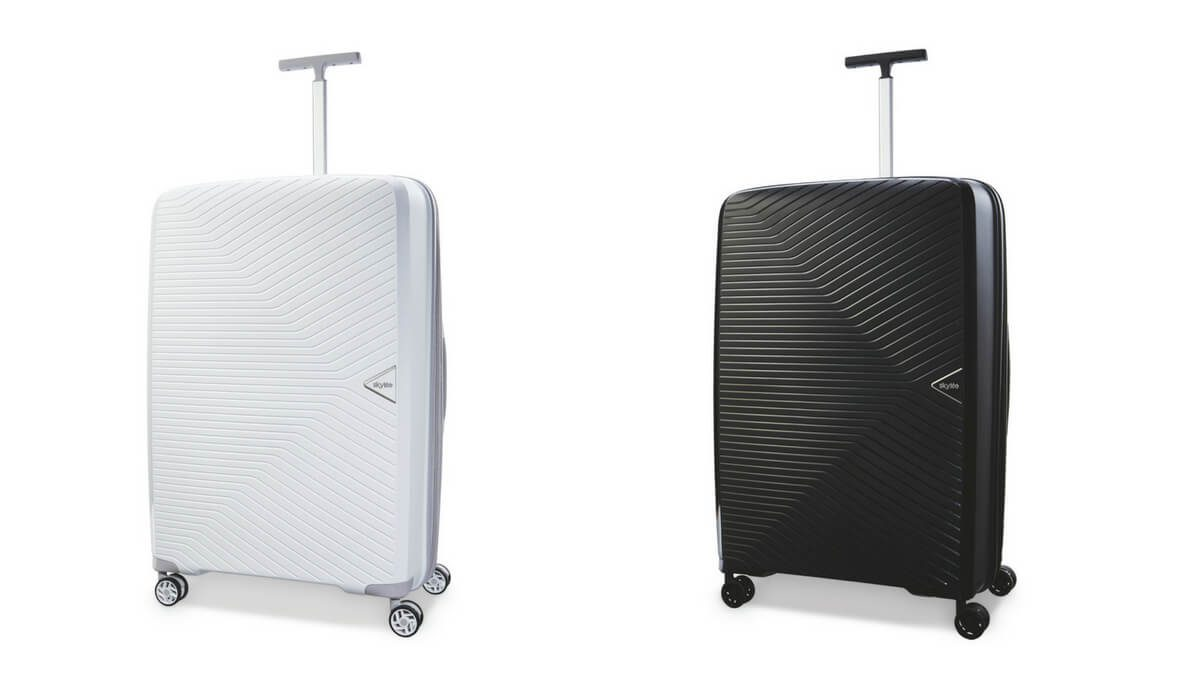 lightweight and durable luggage products