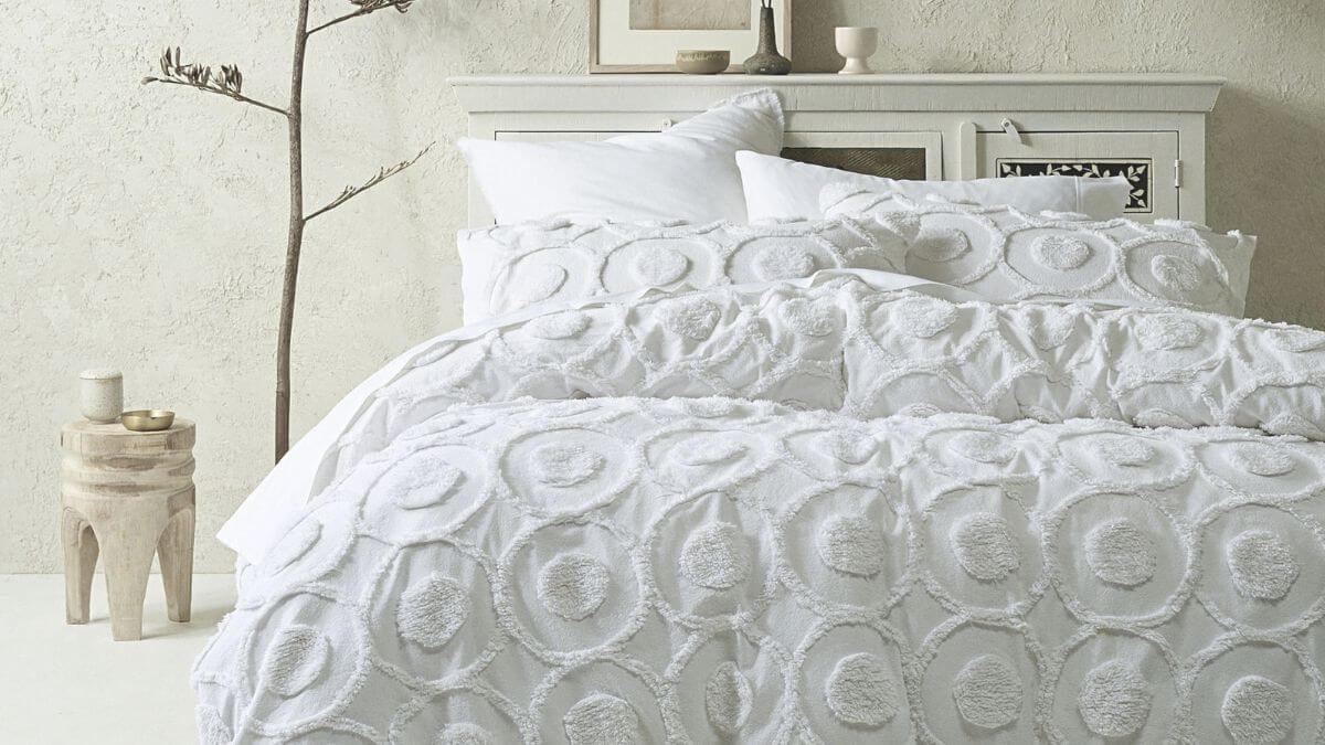 Organic Cotton Quilt Cover Set