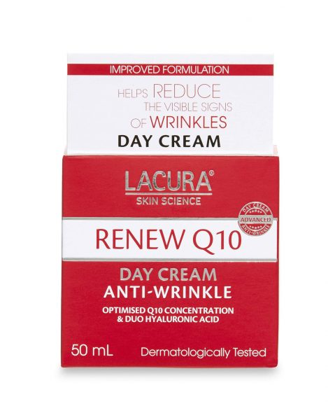 Lacura renew Q10 day cream