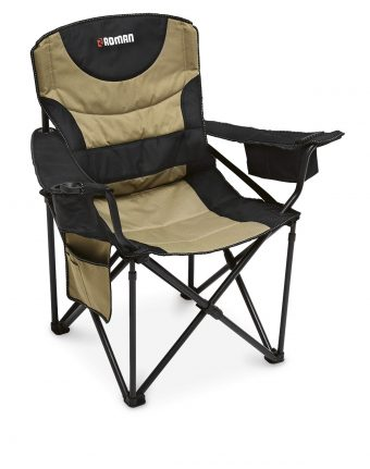 Roman Big Daddy Camp Chair