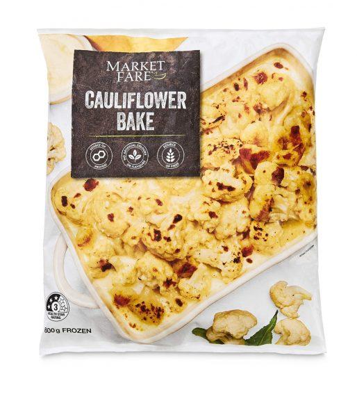 Cauliflower bake
