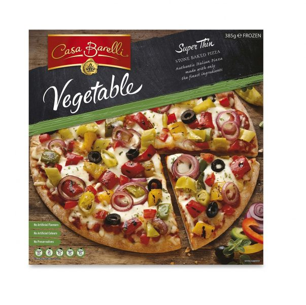 Casa Barelli vegetable
