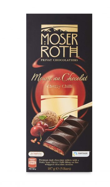 Moser Roth chery chilli