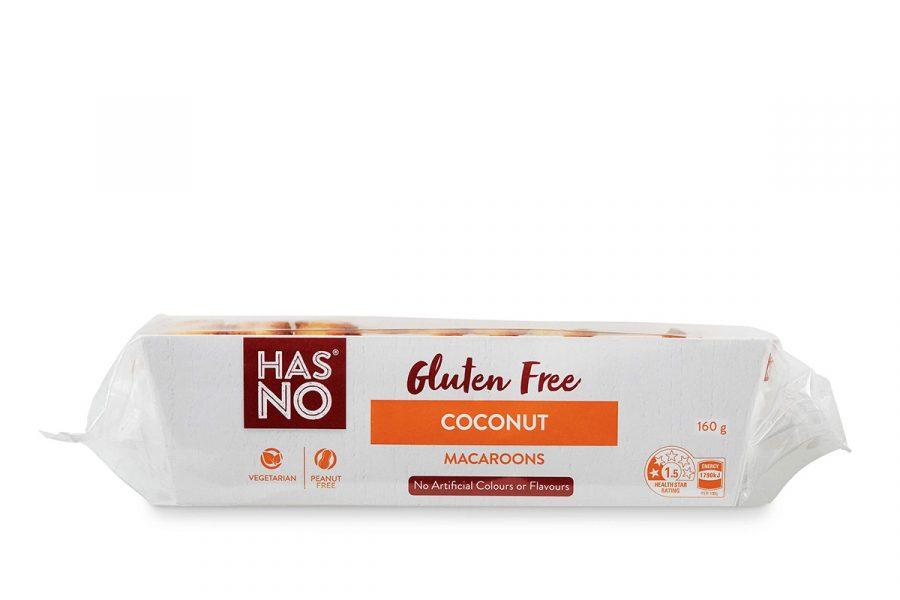 Gluten free cocunut