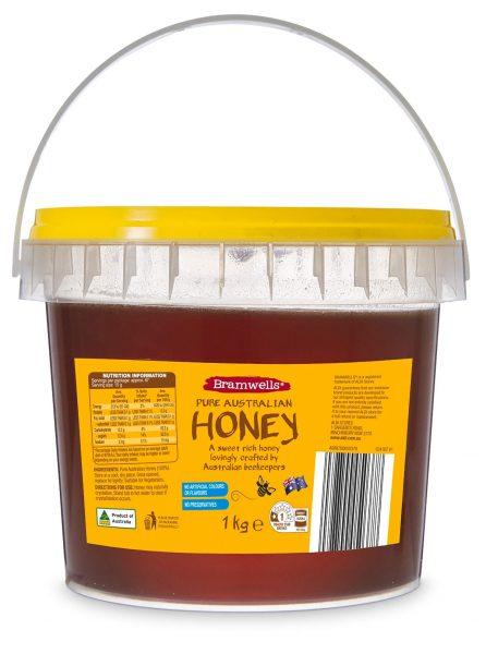 Bramwells honey
