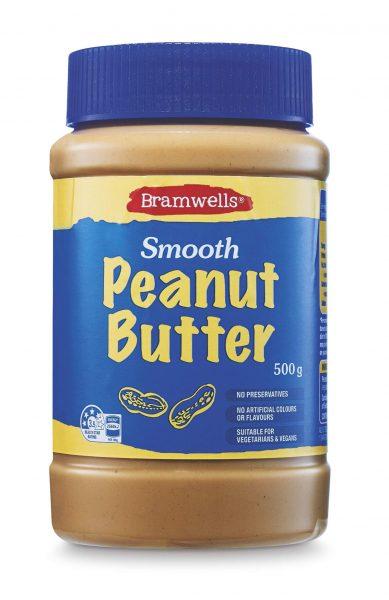 Bramwells Peanut butter