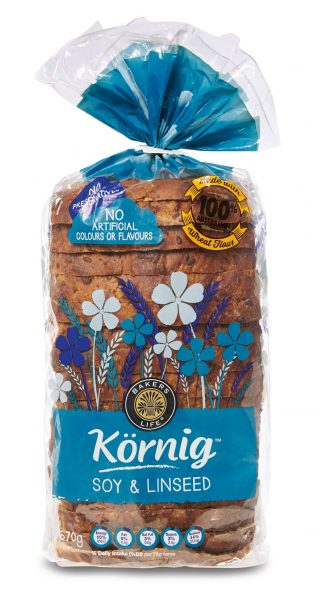 Kornig soy and linseed