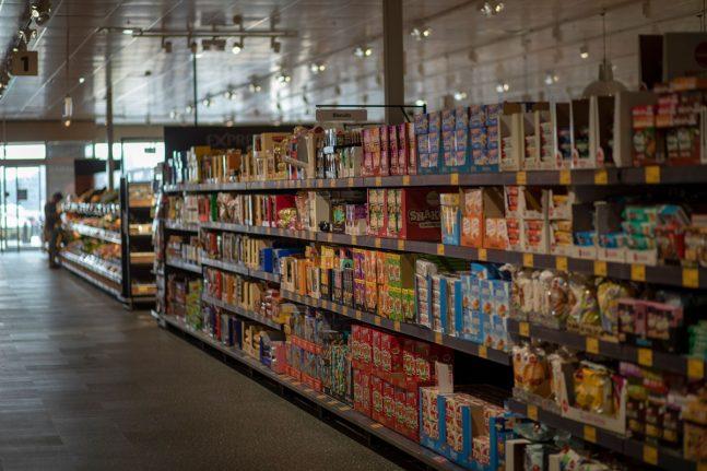 Aldi Stores