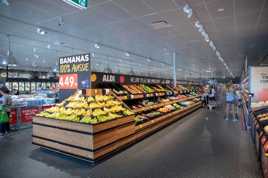 aldi supermarket