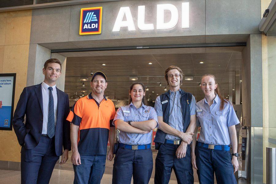 Aldi Staffs