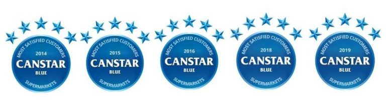 Canstar Blue Recognises ALDI Shoppers as Australia's Most Satisfied