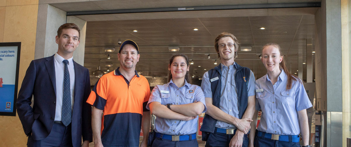Making a Good Difference: how ALDI contributes to the Australian economy
