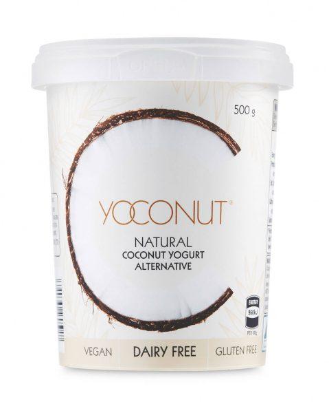 natural coconut yogurt