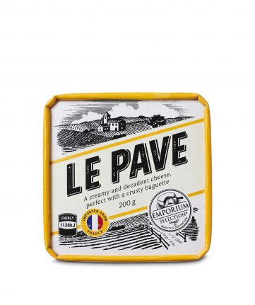 Emporium Selection Le Pave Cheese