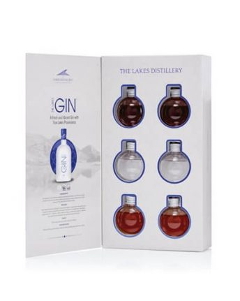 The Lakes Christmas Gin Baubles