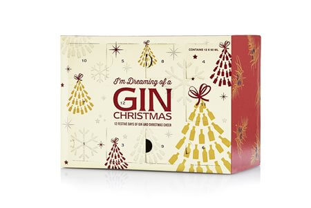 The 12 Gins of Christmas Gift Pack
