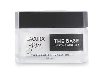 Night Moisturiser for overnight