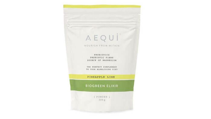 aequi Bioelixir Greens Powder