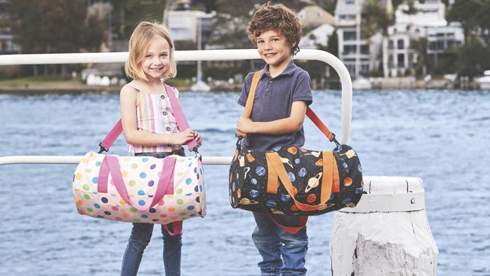 Adli Kids Overnight Bag
