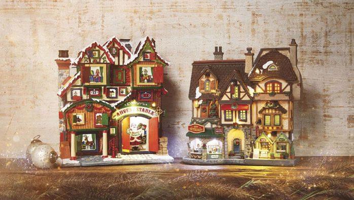 Lemax Christmas Figurines