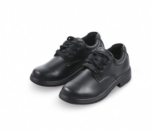 Leather School Shoes – Lace Up