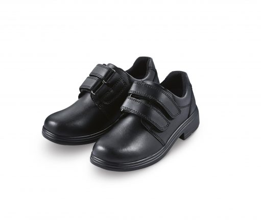 Leather School Shoes – Double strap