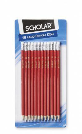 Lead Pencils 12pk