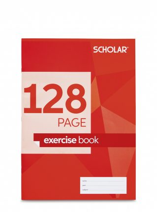 A4 Exercise Book 128 Pages