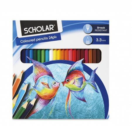 Coloured Pencils 20pk