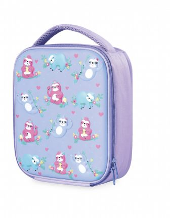 Insulated Lunch Bag - Purple