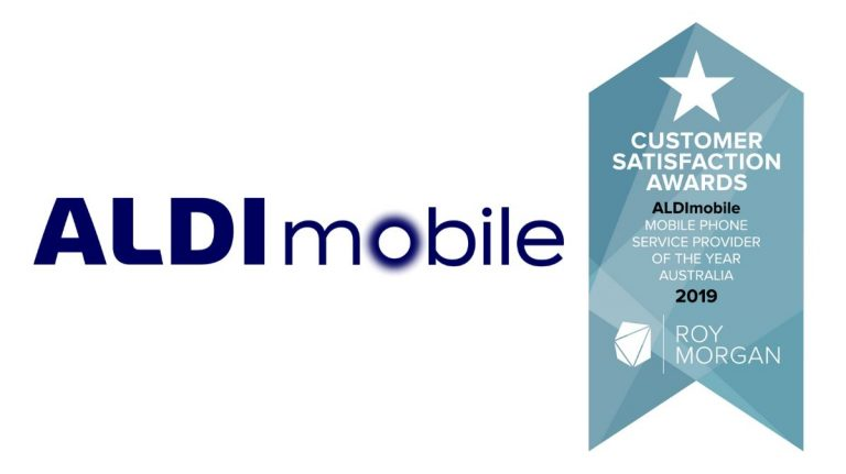 ALDImobile wins Roy Morgan's Service Provider of the Year