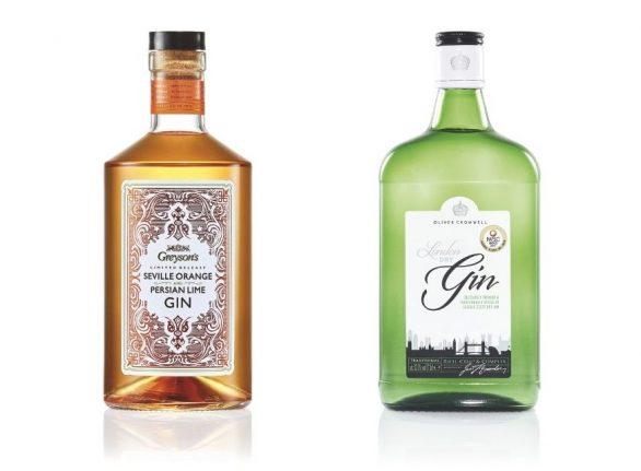 Greyson's Seville Orange & Persian Lime Gin