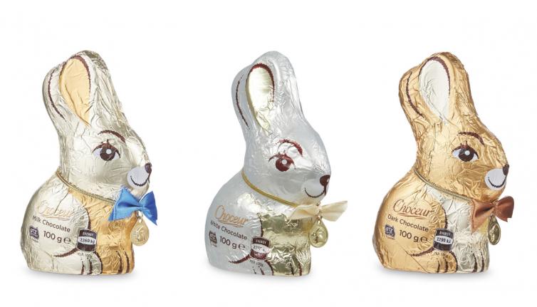 Choceur Chocolate Easter Bunny