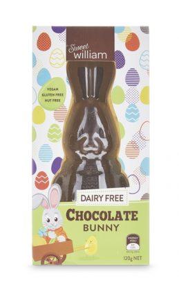 Sweet William Chocolate Bunny (dairy Free)