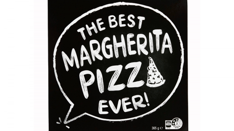 "ALDI's new ""Best Margherita Pizza Ever"" delivered to your door by Menulog"