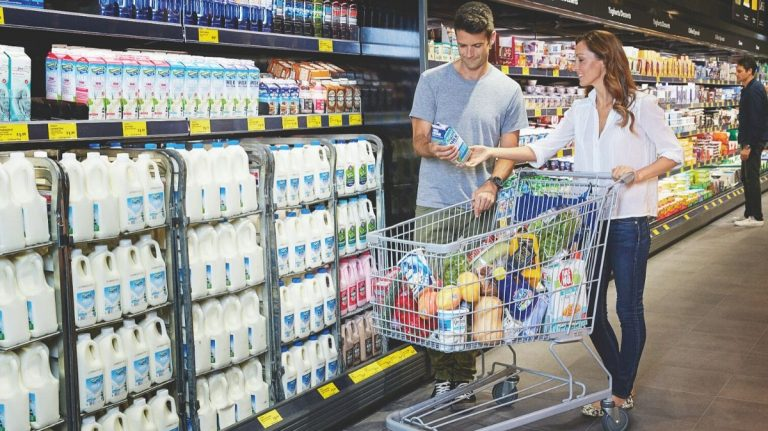 ALDI Australia Extends Milk Levy