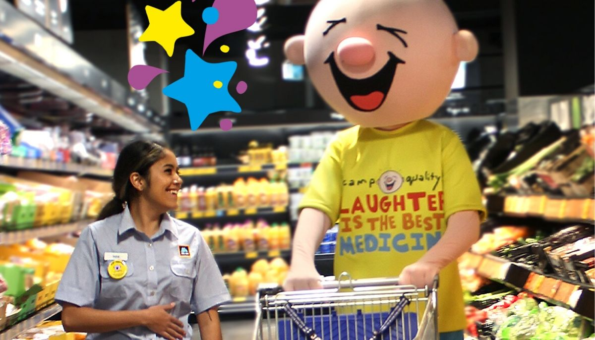 ALDI Australia partners with Camp Quality to Bring Laughter to Kids Impacted by Cancer