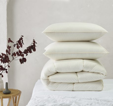 Pillow and quilt 2